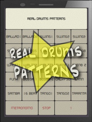 Real Drums Patterns